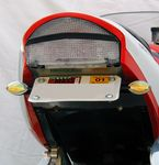 Honda CBR 929 RR 2000-2001 Clear Taillight LED Version