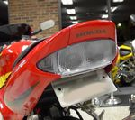 Honda CBR 600 F3 1997-1998 Clear Taillight LED Version