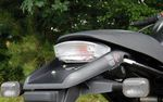 Buell Blast 2000-2005 Clear Taillight with Red Bulb